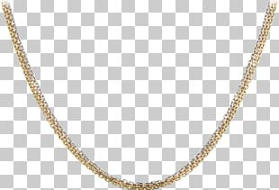 Earring Necklace Gold Chain Jewellery PNG