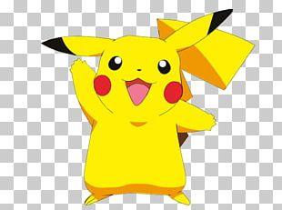 Pikachu Pick-up Line Pokémon YouTube PNG