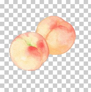 Princess Peach Watercolor Painting Drawing PNG