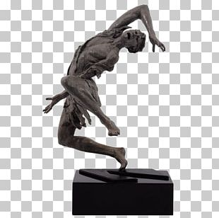 Bronze Sculpture Solvang Art Ballet Dancer PNG