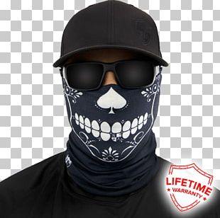 Face Shield Mask Skull Balaclava PNG