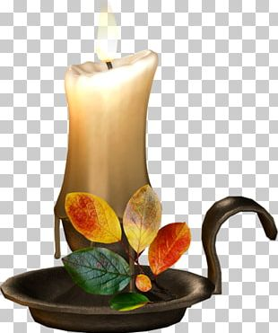 Candlestick Light Oil Lamp PNG