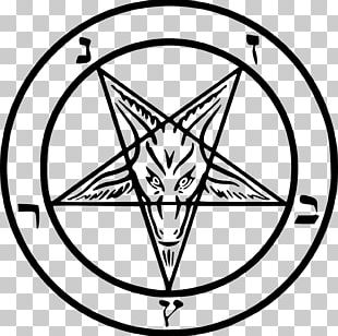 Church Of Satan Lucifer Sigil Of Baphomet Satanism PNG