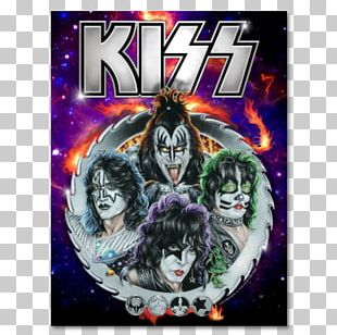 Kiss Merchandising Kiss Army Online And Offline PNG