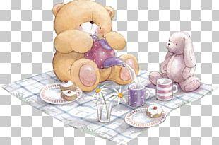 Teddy Bear Forever Friends Friend Bear Cuteness PNG