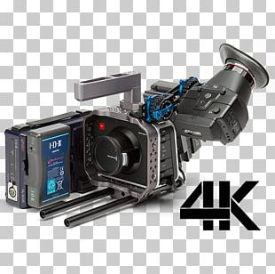 Video Cameras Blackmagic URSA Blackmagic Production 4K Blackmagic Design 4K Resolution PNG