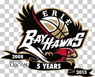 Erie BayHawks Logo Atlanta Hawks NBA PNG