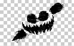 Knife Party Haunted House Logo Dubstep PNG