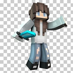 Minecraft Player Versus Player Sword Graphic Artist Three-dimensional Space PNG