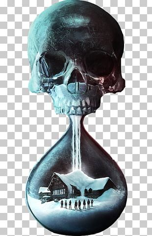 Until Dawn PlayStation 4 Video Game Hourglass Supermassive Games PNG