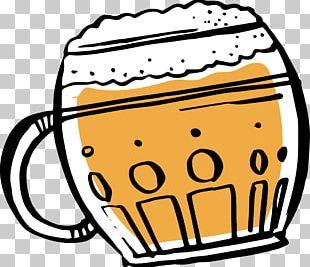 Beer Glasses Oktoberfest Beer Head PNG