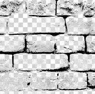 Brick Stone Wall Brush PNG