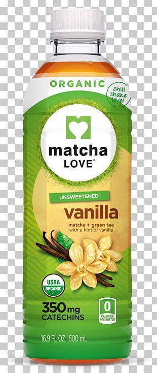 Matcha Green Tea Oolong Iced Tea PNG