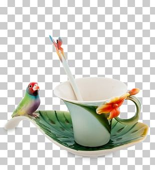 Tea Tableware Coffee Saucer Porcelain PNG