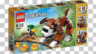 LEGO 31044 Creator Park Animals Lego Creator Amazon.com Toy PNG