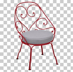 Table Garden Furniture Fauteuil Chair PNG