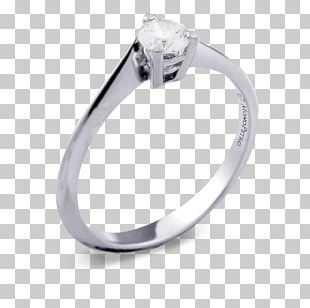 Silver Wedding Ring Body Jewellery PNG