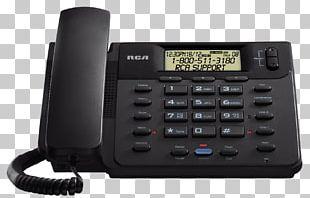 Speakerphone Cordless Telephone Home & Business Phones Handset PNG