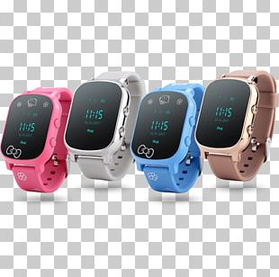 GPS Tracking Unit Smartwatch GPS Watch OLED Global Positioning System PNG