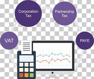 Income Tax Accounting Business Computing PNG