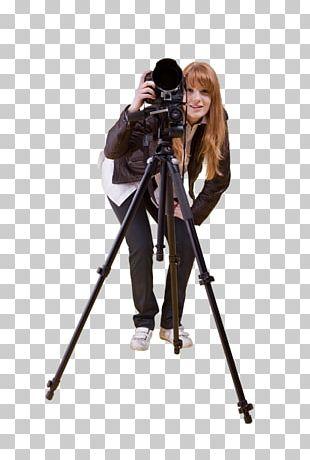 Camera Lens Woman PNG