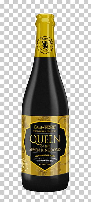 Brewery Ommegang Beer Game Of Thrones: Seven Kingdoms Cersei Lannister PNG