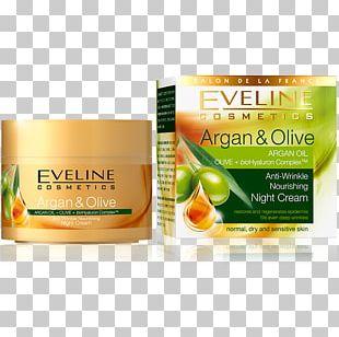 Cream Milk Argan Oil Cosmetics PNG