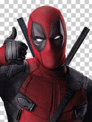 Deadpool Thumb Up PNG