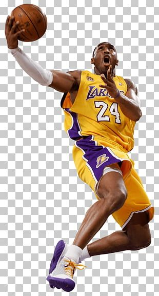 Los Angeles Lakers NBA Basketball Slam Dunk PNG