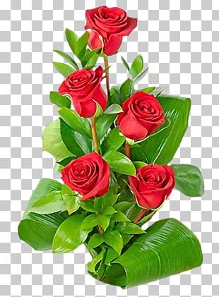 Rose Flower Bouquet Pink Floristry PNG
