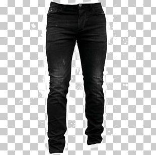 Slim-fit Pants Jeans Denim T-shirt PNG