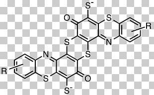 Sulfur Dye Chemistry Chemical Reaction Methyl Group PNG