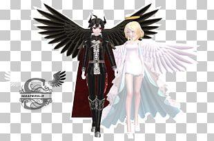 Angel Demon Devil Daemon Model PNG