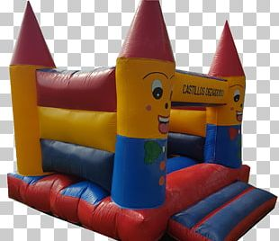 Inflatable Bouncers Castle Child Renting PNG