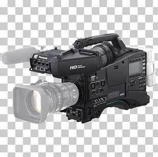 Panasonic P2 Video Cameras Camcorder PNG