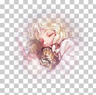 Human Hair Color Illustration Pink M Desktop Anime PNG