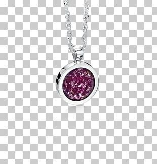 Locket Ashes Into Glass ® Earring Jewellery Necklace PNG