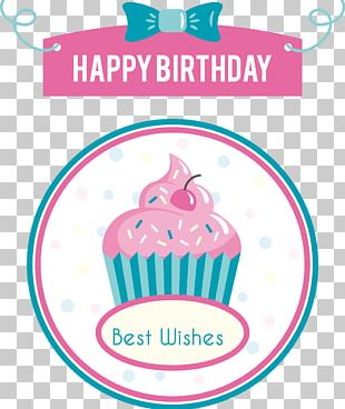 Birthday Cake Birthday Card PNG