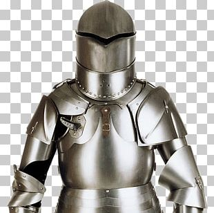 Knight Plate Armour Cuirass Components Of Medieval Armour PNG