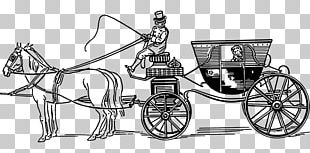 Horse-drawn Vehicle Carriage Horse And Buggy Cabriolet PNG