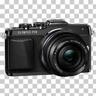 Olympus M.Zuiko Wide-Angle Zoom 14-42mm F/3.5-5.6 Mirrorless Interchangeable-lens Camera Camera Lens PNG