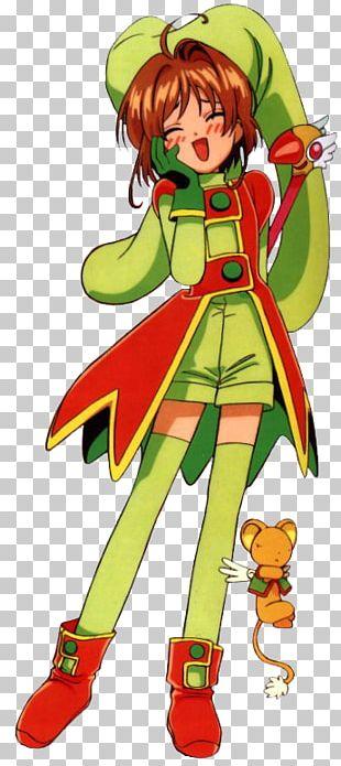 Sakura Kinomoto Cerberus Yukito Tsukishiro Clow Reed Cardcaptor Sakura PNG