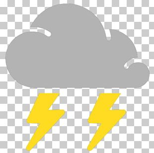 Thunderstorm Weather Computer Icons Rain PNG