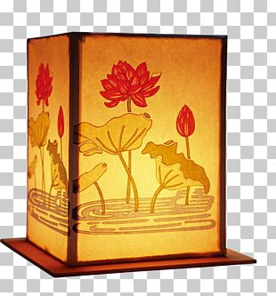 Budaya Tionghoa Lantern Festival Paper Lantern PNG