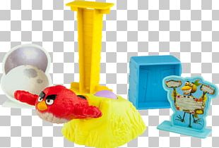 Angry Birds Go! Happy Meal McDonald's Toy PNG