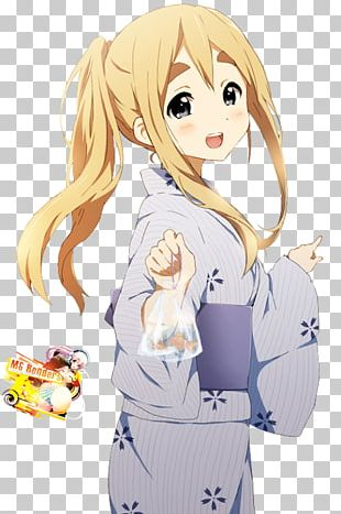 Tsumugi Kotobuki Ritsu Tainaka Mio Akiyama Yui Hirasawa K-On! PNG