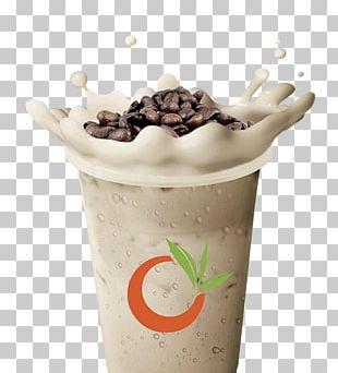Bubble Tea Coffee Milk Milkshake PNG