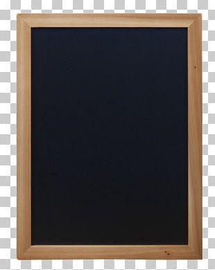 Blackboard Horeca Slate Restaurant Mural PNG
