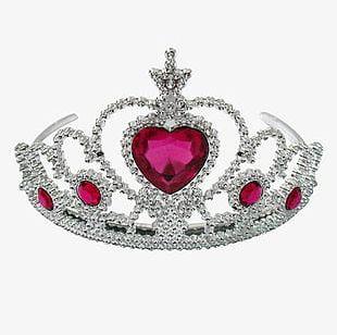 Crystal Crown PNG