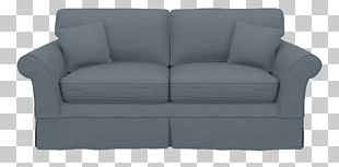 Loveseat Couch Sofa Bed Textile Comfort PNG